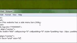 HTML Website Design Tutorial - How To Make A Side Menu Bar - YouTube Responsive Navigation Menu Bar Html Css Jquery Youtube Drmweaver Horizontal Spry Explained In Depth Drop Top Bar Html Wikiwebdircom Css Form Tag Breaks Navigation On Google Chrome Only Down 1 Of 2 With And Move Ajax Search From Top To Main Header 10 Selling Soaps Tag Rated Soap Soaps How Unlock Blogger Widgets Georgia Lou Studios Manage Rambo Theme Webriti Help Centre
