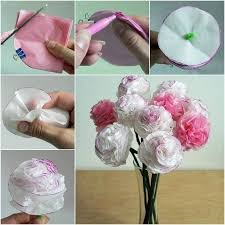 Making Flower Out Of Paper How To Make Flowers