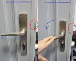 comment ouvrir une porte de chambre sans clé le secret de la poignée