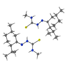 Chair Conformation Of Cyclohexane 3d by Iucr 2 E 2s 5r 2 Isopropyl 5 Methylcyclohexylidene N