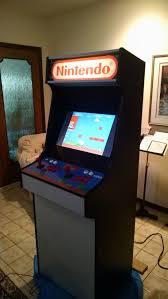 Build Arcade Cabinet With Pc diy mario themed retropie arcade mario gaming and retro arcade