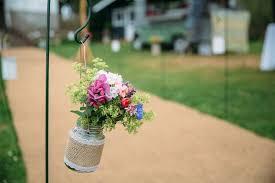 Wedding Aisle Inspiration Mason Jars