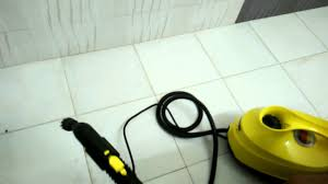 Karcher Floor Scrubber Attachment by Karcher Steam Independent Review On Effectiveness Youtube