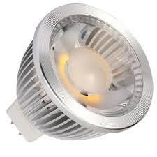 mr16 5w cob led spotlight bulbs 38皸 dimmable