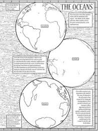 World Atlas Activity And Colouring Book