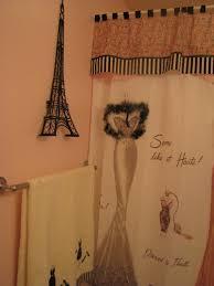 Paris Themed Bathroom Pinterest girls paris theme bathroom these r from bed bath and beyond