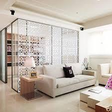 saim raumteiler zum aufhängen trennwand trennwand trennwand für dekorative schlafzimmer wohnzimmer esszimmer arbeitszimmer 4 stück