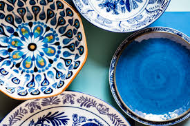 The Color Blue Is Red Hot This Season Pottery Barn
