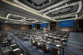 100 Conrad Design Meetings And Events At Manila Pasay City PH