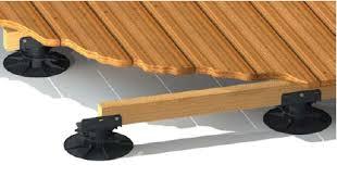 plot reglable pour terrasse bois terrasses en bois lames de terrasses plots terrasses en bois