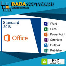 MS OFFICE 2013 PRO PLUS 5 PC 32 64 Bit VL ESD
