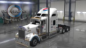 UNCLE D LOGISTICS PEPSI KENWORTH W900 SKIN MOD - American Truck ... Estes Express Lines Texpress Twitter Truck Trailer Transport Freight Logistic Diesel Mack Gordon L Hollingsworth Inc Denton Md Rays Truck Photos 1 And 2day Service Youtube Kenworth W900 Rust Ats Mod American Simulator The Worlds Most Recently Posted Photos Of Tes Truck Flickr Wabash Mods Volume Home Facebook Sisls Trailer Pack Usa V11 131x