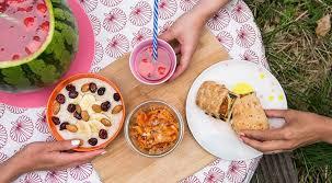 rezepte fürs festival einfaches cing essen für unterwegs