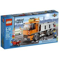 LEGO City 4434: Tipper Truck: Amazon.co.uk: Toys & Games Car And Caravan Lego City Set 4435 City Flickr Lego Garbage Truck Shop For Amazoncom 4202 Ming Toys Games Brickset Guide Database Toy Story 7789 Lotsos Dump Matnito 2009 Ideas Product Ideas Frieght Liner Dump Truck 4432 From Conradcom Dump 7631 1450 Pclick Uk Tanker 60016