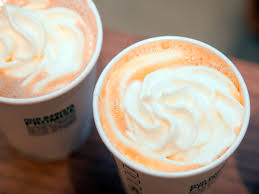 Starbucks Pumpkin Latte Recipe by Pumpkin Spice Latte Is Available Today U2014 Here U0027s How To Get One