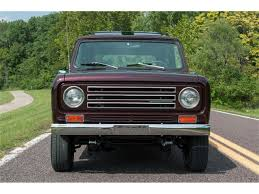1972 International Harvester Scout II For Sale | ClassicCars.com ... Classic 1972 Intertional Harvester 10 Series 1210 Pickup For Sale Near Cadillac Michigan Scout Ii Sold Youtube Travelette Crew Cab Long Bed Louisville Showroom Stock 1453 Junkyard Find The Truth About Pickup Truck Four Wheel Drive All Original Rm Sothebys Loadstar 1600 Tractor Private Dump Item Dc0298 Sale Classiccarscom Ckupimg_1886jpg