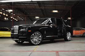 100 Aftermarket Truck Wheels The First Rolls Royce Cullinan On Custom Forgiato
