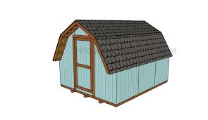 Free Diy 10x12 Storage Shed Plans by Free 10x12 Barn Shed Plans 28 Images Shed Plans 10x12 Gambrel