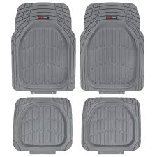 Motor Trend Deep Dish MT-921 Gray Heavy Duty 4 Piece All Weather ... Floor Mats Car The Home Depot Flooring 31 Frightening For Trucks Photo Ipirations Have You Checked Your Lately They Could Kill Chevy Carviewsandreleasedatecom Lloyd Bber 2 Custom Best Water Resistant Weathertech Allweather Sharptruckcom For Suvs Husky Liners Amazoncom Plasticolor 0384r01 Universal Fit Harley Bs Factory Oxgord 4pc Full Set Carpet 2014 Volkswagen Jetta Gli Laser Measured Floor Printed Paper Promotional Valeting