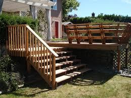 New Handrails For Porch Steps — Bistrodre Porch And Landscape