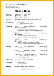 Sample Resume For Teenagers First Job Samples Template Pdf