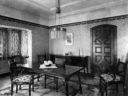 Colonial Dining Furniture FileStateLibQld 2 137034 Spanish Built