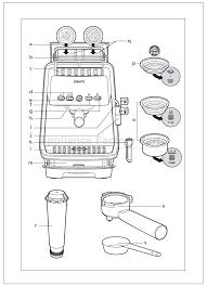 Krups XP4050 Parts