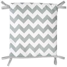 Amazon.com : Baby Doll Bedding Chevron Junior Rocking Chair Pad ... Gray Pad Upholstered Rocking Argos Room Staples Seat Outdoor Bedroom Enjoying Chair Fniture Completed With Cozy Antique Interior Design Office Fuzzy Modern Kitchen Cushions Gaming Grey Cushion Set Stylish Sets Ding Chevron Best Nursery Color Trends Coral Cushion Glider Cushions Rocking Pink And Carousel Designs Solid Silver Target Rocker Storkcraft Swirl Hoop Glider Ottoman White With Blush Baby Nursery Idea Wooden And Recliner For