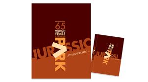 Jurassic Park Typography Poster On Behance