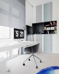 A Minimalist Family Home With A Bright Bedroom For The Kids Office Ideas Minimalist Home Ipirations Modern Beautiful Minimalist Office Interior Design 20 Minimal Design Inspirationfeed Designs Work Area Two Apartments In A Family With Bright Bedroom For The Kids Best Ideal Hk1lh 16937 Scdinavian White Color Wooden Desk Peenmediacom Floating Imac And