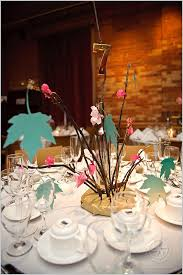 Non Floral Wedding Centerpieces