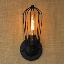 discount industrial wall sconce vintage l country loft antique