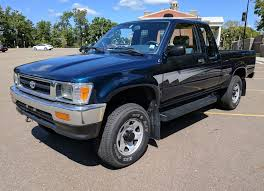 100 Toyota Pickup Truck Models No Reserve 1992 4x4 5Speed For Sale On BaT Auctions
