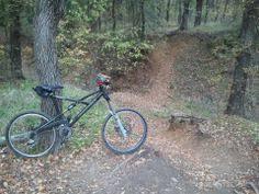Hiking and Biking Trail within Steiner Ranch Austin TX