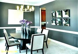 Dining Room Wall Decor Ideas Table Small Decorating Photos Image