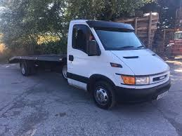 100 Sale My Truck Iveco Daily Recovery 35ton Car Transporter In Bournemouth