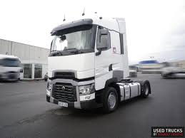 100 High Trucks Tractor Renault T Euro 6 Used By Renault