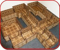 3d Dungeon Tiles Kickstarter by Cool Current Terrain Related Kickstarters Miniwargaming