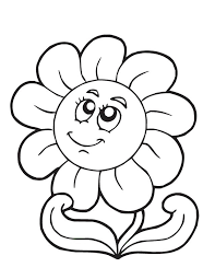 Flowers Cartoon Pictures
