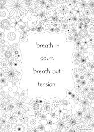 Its Fun Relaxing Stress Relieving And Focuses The Mind These Gorgeous New Printable Adult Colouring Pages From Wink De