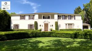 100 Holmby Hills La Christophe Choo Presents The Shuwarger House By Paul Williams Architect In The Little Of LA