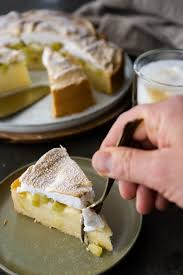 rhabarber pudding kuchen rezept die jungs kochen und backen