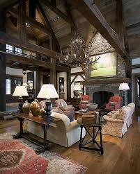 Simple Log Home Great Rooms Ideas Photo by Best 25 Log Cabin Furniture Ideas On Garden Log