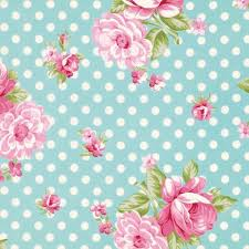 Background And Floral Image