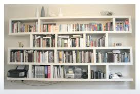 Wall Mount Bookshelf Shelves Throughout Hanging For Books Prepare 6