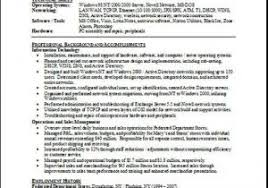 Functional Resume Example 2016 From Resumes Examples 68 Images 4 Surprising Reasons You