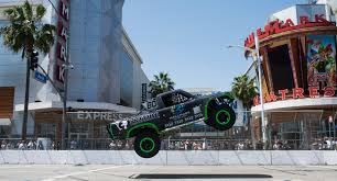 Air-grabbing Stadium Trucks Are Wildly Popular With Race Fans ...