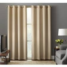 sears thermal curtains best white grommet blackout curtains