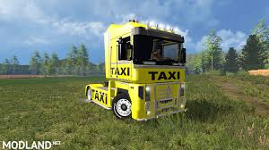 Renault Magnum Taxi Edition Mod For Farming Simulator 2015 / 15 ... Taxi Truck Jcb Monster Trucks For Children Video Dailymotion Learn Public Service Vehicles Kids Babies Toddlers Wraps Renault Magnum Edition Mod For Farming Simulator 2015 15 Police Fire Pick Up Converted To Take Tourists In St Stock Photos Images Alamy Eight Die After Truck And Taxi Collide Near Krugersdorp Prison Hah On The Chrysler Cars_swift Voyag_chrysler Taxitruck Removals Essex Removal Company Maldon Colchester
