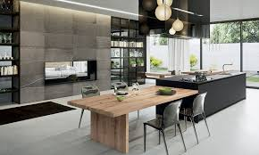 Kitchen Design Trends 2017 Integrated Area